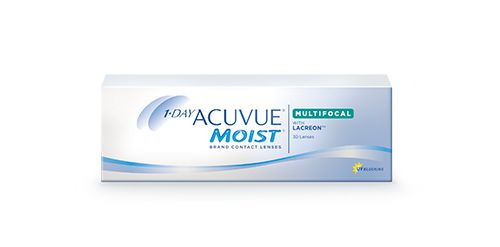 Контактные линзы 1-Day Acuvue Moist Multifocal 30 шт.