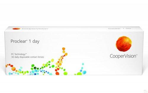 Контактные линзы Сooper Vision